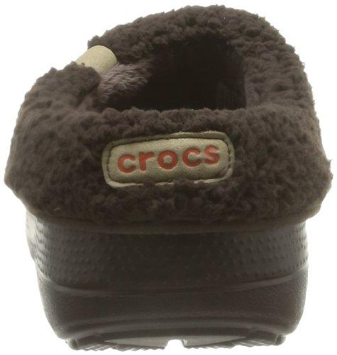 crocs Blitzen II Unisex-Erwachsene Clogs Braun (Espresso/Espresso)
