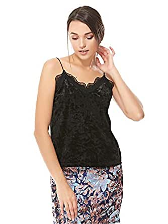 Moves Cami & Strappy Tops For Women, Black L