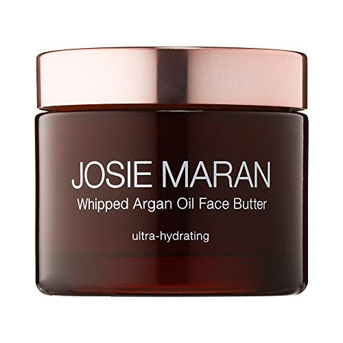 Josie Maran Whipped Argan Oil Face Butter (Full (1.7 fl. oz/50 mL), Unscented)