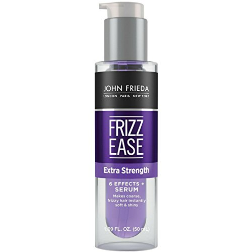 John Frieda Frizz-Ease Extra Strength Hair Serum, 1.69 oz, 2 Pack by John Frieda