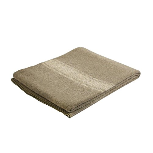 Dukal Rothco European Surplus Style Wool Blanket