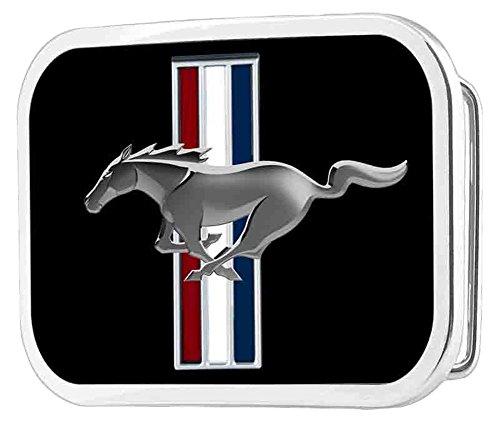 Mustang Belt Buckle - 4