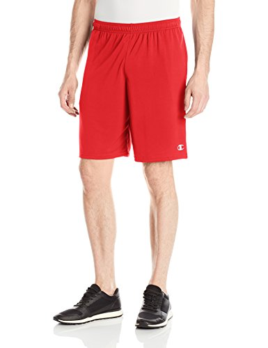 Champion Men's Core Training Short, Team Red Scarlet, X-Large