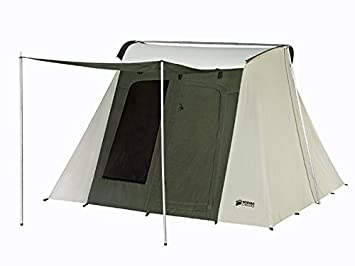 Kodiak Basic Flex-Bow Quick Set Up Canvas Tent 6051  sc 1 st  Amazon.com & Amazon.com : Kodiak Basic Flex-Bow Quick Set Up Canvas Tent 6051 ...