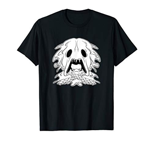 Face the Ghost T-Shirt (The Pogues The Ghost Of A Smile)