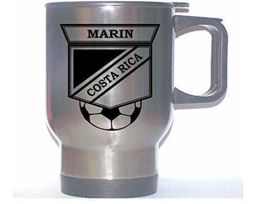 Luis Marin (Costa Rica) Soccer Stainless Steel Mug