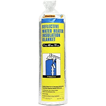 Frost King Sp90a R3 5 Reflective Water Heater Insulation
