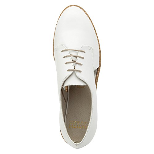 Brody White Leather Donna Leather White Mountain Mountain White Donna Mountain Donna Brody Brody 6OEAxqwqR