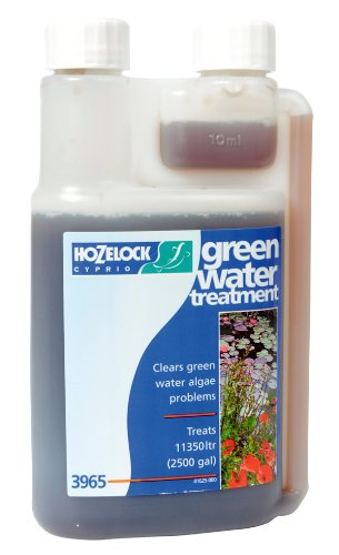 Hozelock Green Water Treatment 250ml Hozelock Ltd 3965T0000