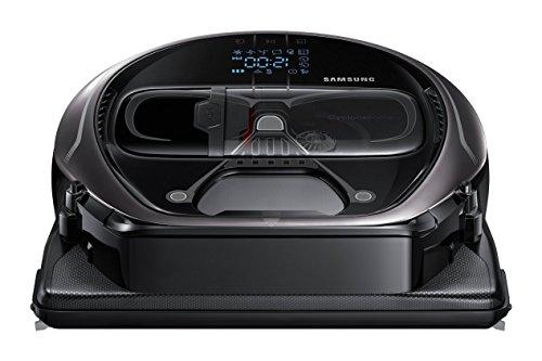 Samsung VR10M703PW9/WA Sin bolsa 0.3L Negro aspiradora robotizada ...
