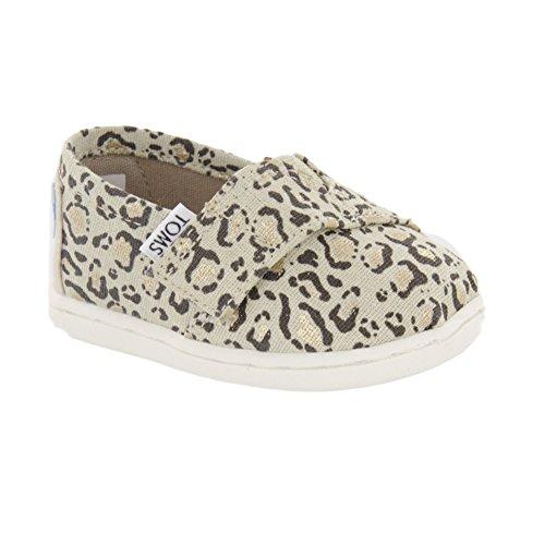 TOMS Youth 2 Cat Classics Natural Bob 0 On Tiny Shoes Slip ZAaZqwS