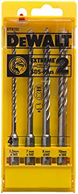 DEWALT DT9546 10 mm x 600 mm EXTREME 2 Sds Plus Drill Bit
