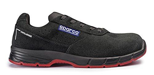 - Sparco S0751944NRNR 0751944NRNR, Black, 44