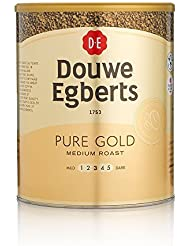 Douwe Egberts Pure Gold Instant Coffee Drum 4 X 750Gm