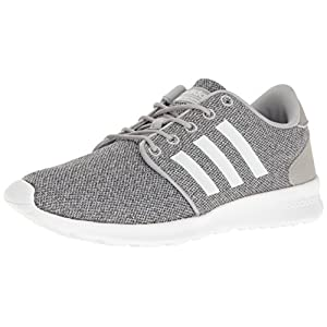 adidas womens Cloudfoam QT Racer Xpressive-Contemporary Cloadfoam Running Sneakers Shoes