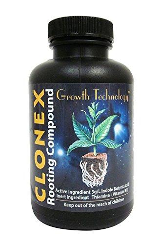 HydroDynamics ZsPwHG Clonex Rooting Gel, 250 ml (Pack of 2)