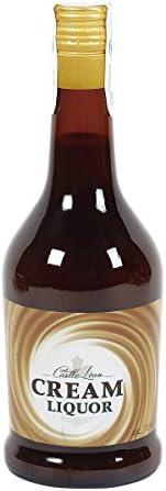 CASTLE LOAN licor de crema de whsiky botella 70 cl