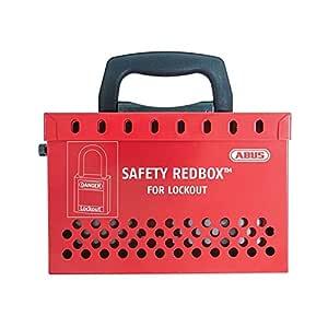 Abus B 835 - Estación de candados Safety Redbox vacía