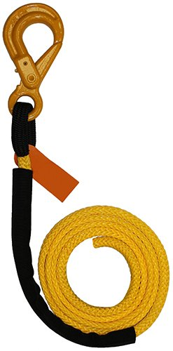 B/A Products 4-R71675L  Winch Line, Synthetic, 7/16'' x 75', Self Lock Hook, 2.7 Height, 10.9 Width, 19.7 Length by B/A Products (Image #1)