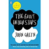 """Author:John Green-is the title for""""The Fault in Our Stars""""-2013"""