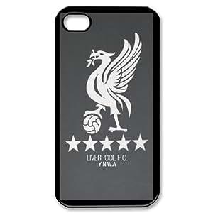 iPhone 4,4S Phone Case Liverpool Logo F5Q7901