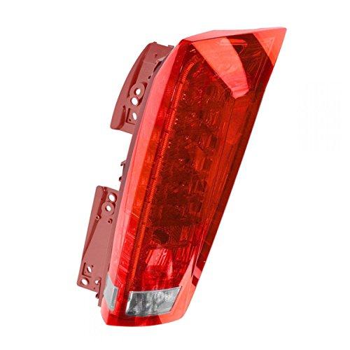 Taillight Taillamp Brake Light Passenger Side Right RH for 10-16 Cadillac SRX
