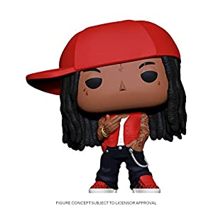 Funko Pop! Rocks: Lil Wayne,Multicolor 8
