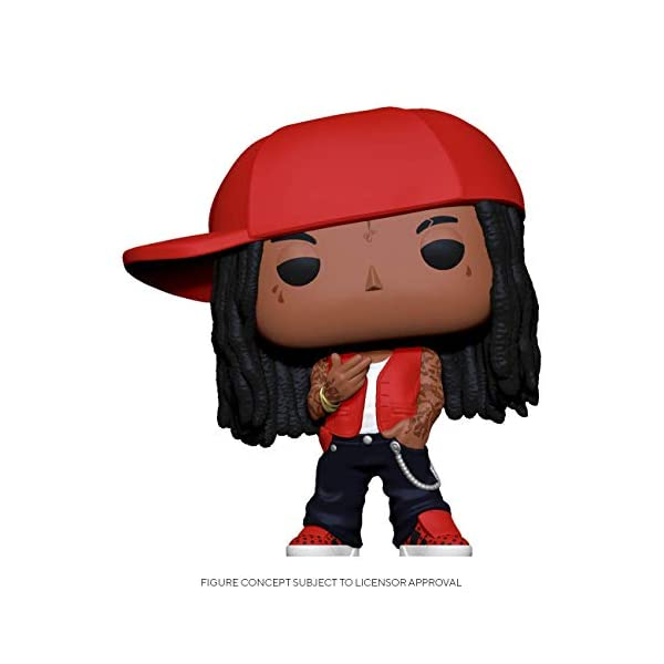 Funko Pop! Rocks: Lil Wayne,Multicolor 1