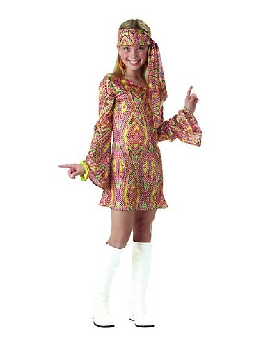 California Costumes Toys Disco Dolly