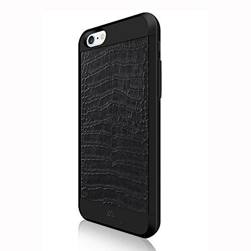Blackrock 1010MCR02 Krokodilleder Schutzhülle für Apple iPhone 6/6S