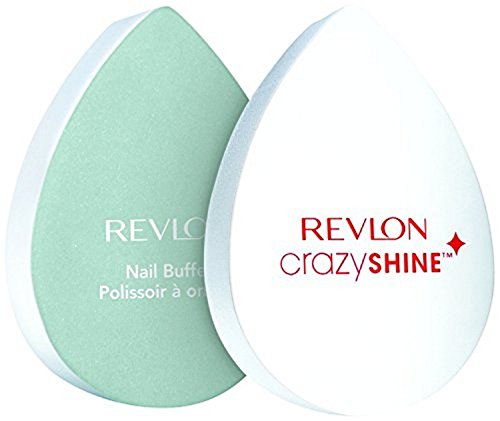 - Revlon CrazyShine Nail Buffer