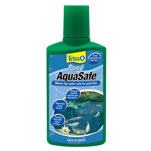 250 Ml Pond Clarifier - TetraPond AquaSafe, 8.4-Ounce, 250-Ml