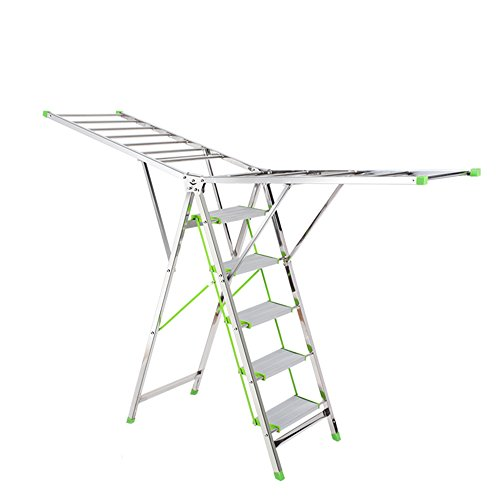 XUEXUE Drying Rack Can Be Folded Without Installing Stainles