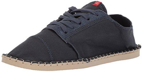 Havaianas Women's Origine Sneaker III Espadrille,Navy Blue 38 BR (8 M - Colours Havaianas