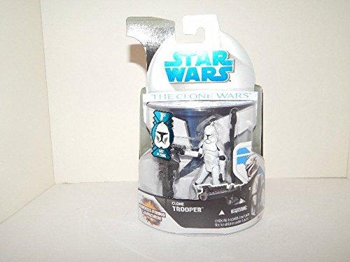 Qiyun Star Wars Clone Wars 2008 No 5 Clone Trooper 1st Day Issue Figure MOC 653569325826