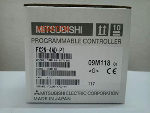 Laliva Tool - FX2N-4AD-PT PLC Analog Input Temperature Module Logic Controller FX2N4ADPT