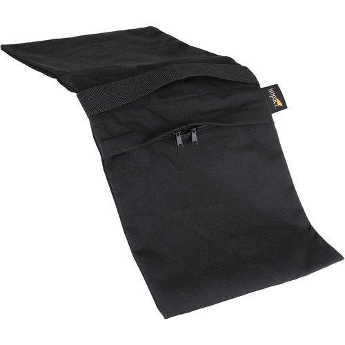 Impact Empty Saddle Sandbag - 35 lb (Black Cordura)(4 Pack) by Impact