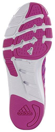 Adidas - Adipure 3602 W - Color: Bianco-Rosa-Viola - Size: 36.6