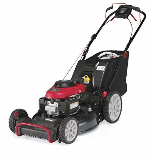Troy-Bilt TB490 XP 21-Inch 1 90cc 2-in-1 4x4 Self-Propelled Mower