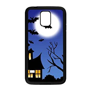 Samsung Galaxy S5 Case, Bats Hard Case For Samsung Galaxy S5(Black) Yearinspace118353