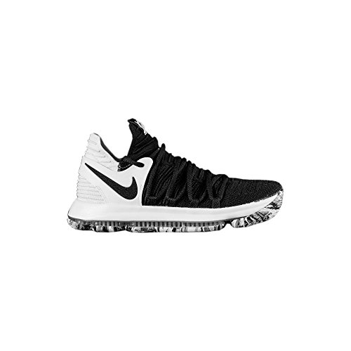 wholesale dealer 3fb41 daa0a NIKE Men's Zoom KDX Basketball Shoes (8 D(M) US, Black/White/Black) - Buy  Online in Oman. | Shoes Products in Oman - See Prices, Reviews and Free  Delivery ...