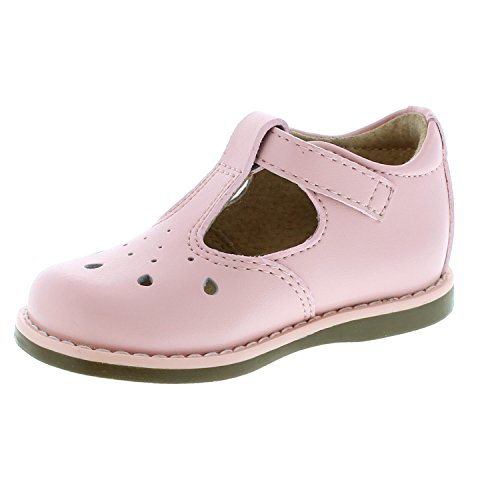 Pictures of FOOT MATES Harper (3 Infant M/W Pink) Pink 3 Infant M/W 5