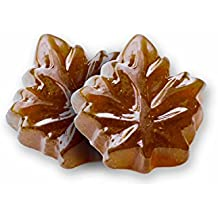 Premium Canadian Maple Sugar Hard Candy Drops Made from Pure Maple Syrup from Canada - Tristan Foods (228g)