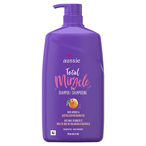Aussie Total Miracle Collection Shampoo, 26.2 Fluid Ounce ()