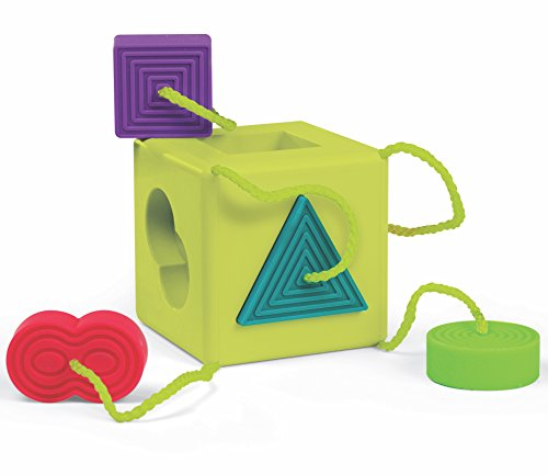 Fat Brain Toys Oombee Cube Cube Shape Award