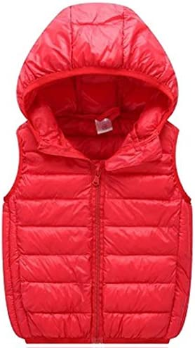 Lefuku Boys Girls Down Jacket,Foldable Lightweight Puffer Fashion Casual Jacket Winter Coats for Kids Toddlers Warm Windproof Outwear Suitable for Outdoor Sport the Ski(Black)