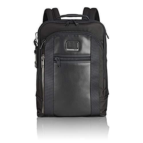 TUMI - Alpha Bravo Davis Laptop Backpack - 15 Inch Computer Bag for Men and Women - Black