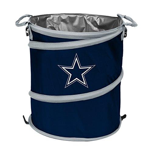 Logo Brands NFL Dallas Cowboys 3-in-1 Cooler
