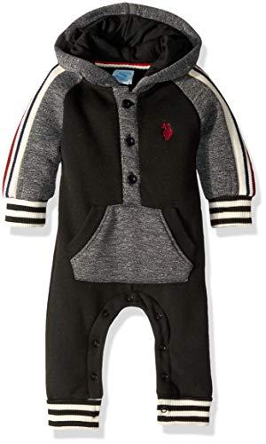 U.S. Polo Assn. Baby Boys Jumpsuit Pants