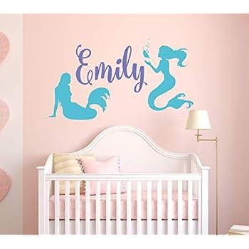 amazon com personalized name batman wall decal baby boy kids decor